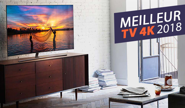 meilleur tv 4k guide d 39 achat comparatif des mod les t l uhd 2018. Black Bedroom Furniture Sets. Home Design Ideas