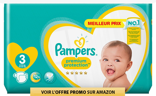 pampers taille 3 poids